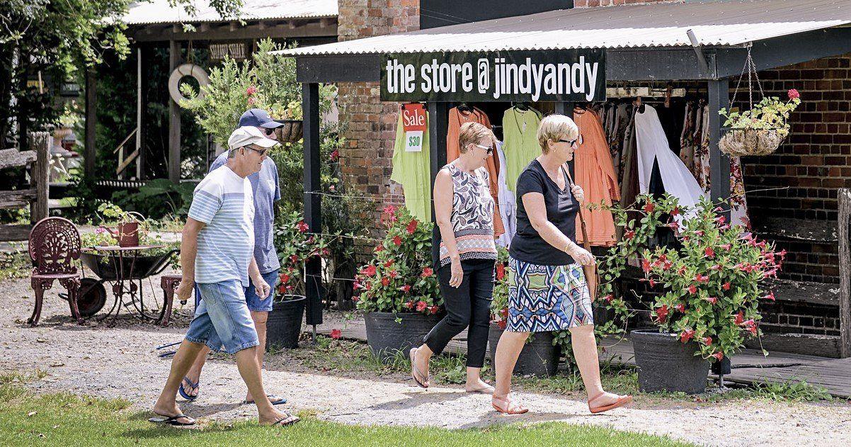 Jindyandy Shops