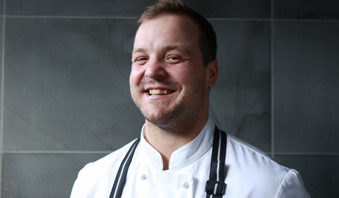 Head Chef Brent Strong