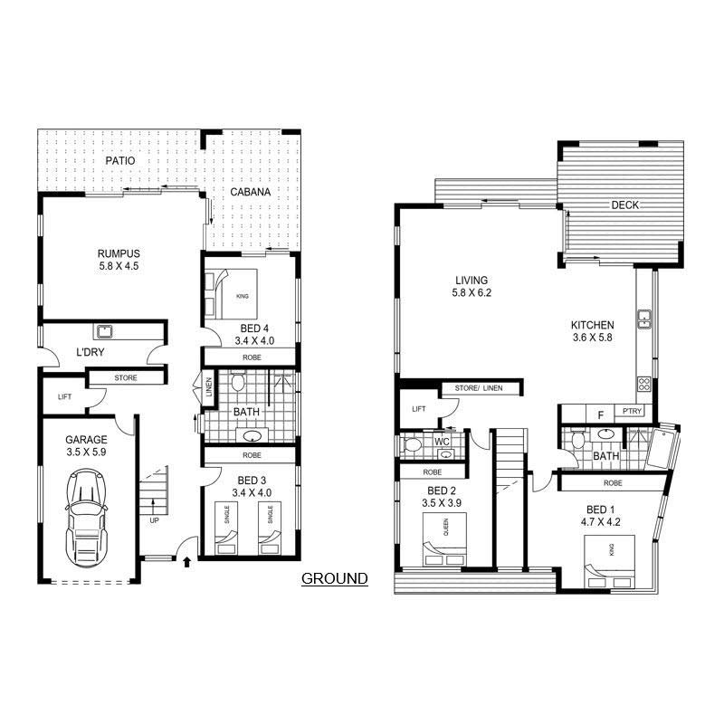 Shoalhaven-Heads-Accommodation-floorplan