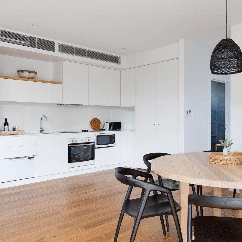 Two Bedroom Villa Kitchen
