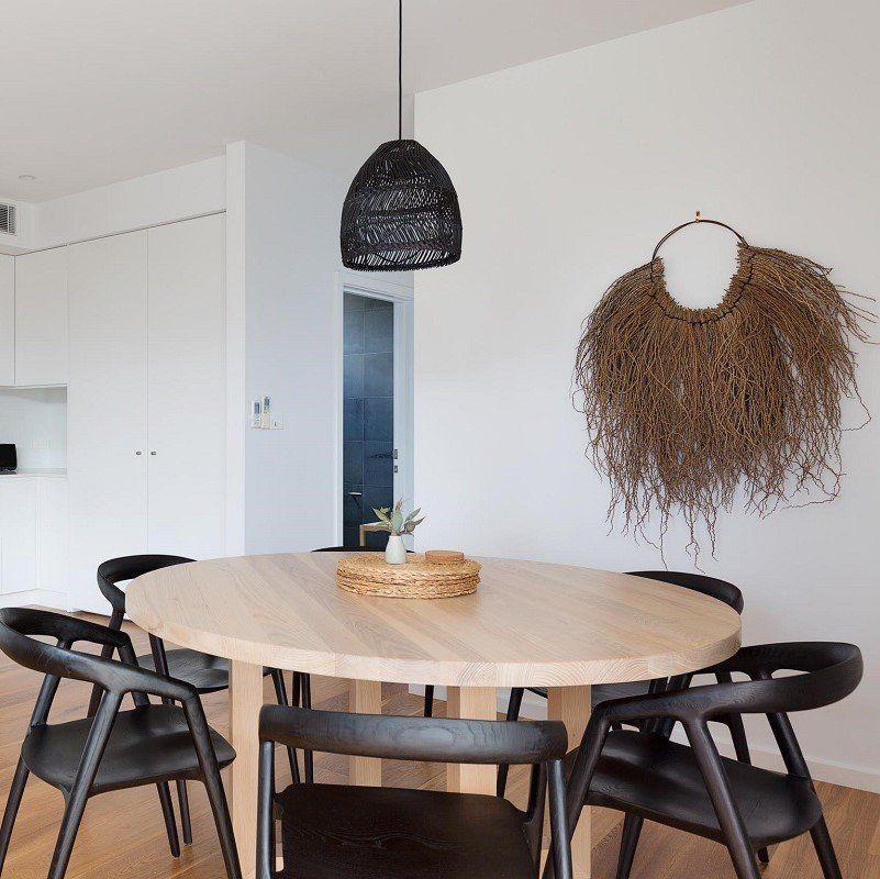 Two Bedroom Villa Dining area