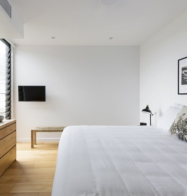 Bangalay Luxury Villas Bedroom