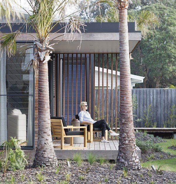 Bangalay Two Bedroom Villa Deck