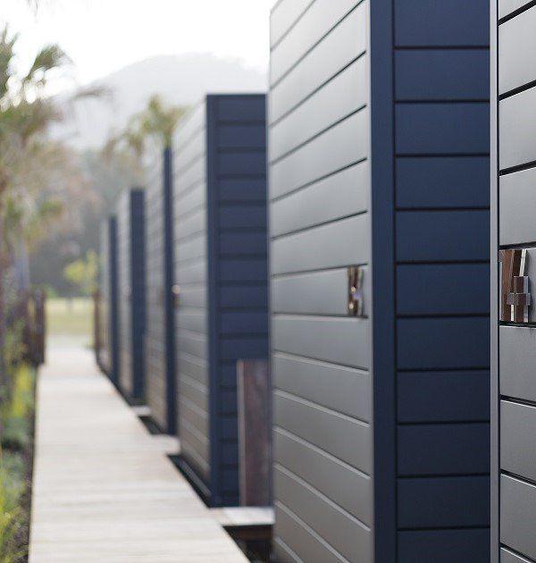 Bangalay Luxury Villas Boardwalk