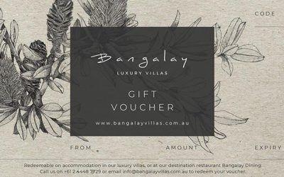 Bangalay Gift Voucher