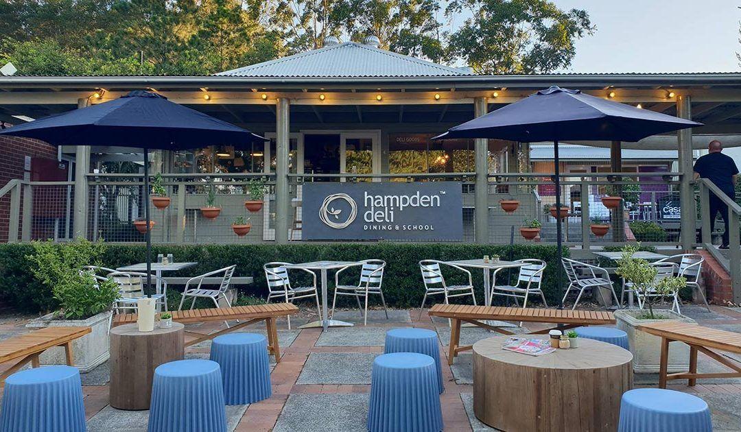 Hampden Deli, Dining & School