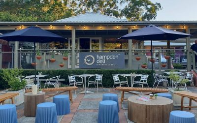 Hampden Deli, Dining & School