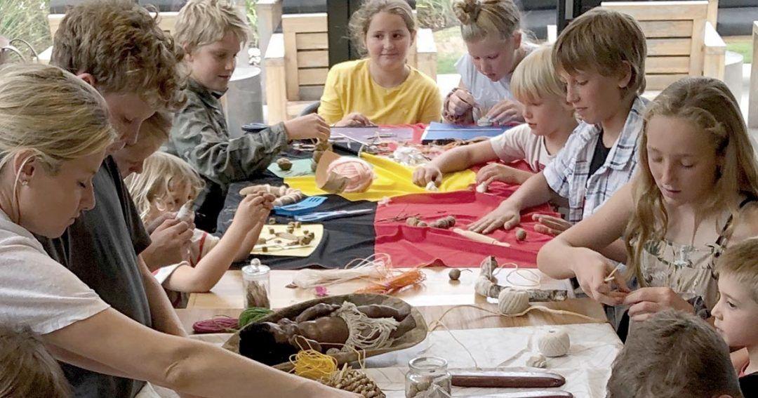 Kids Aboriginal Workshop