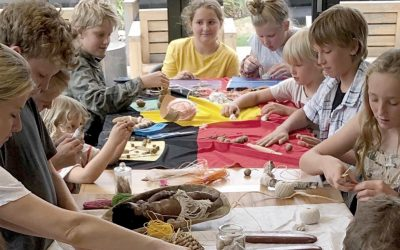 Aboriginal Bushtucker Talk & Weaving Workshop for Kids