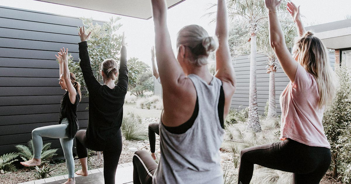 Shoalhaven Yoga Retreat