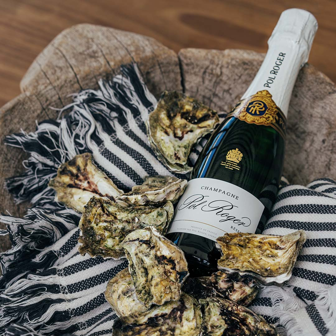 Champagne and Oysters Shoalhaven