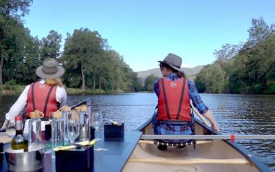 Canoes, Cool Climate Wines and Canapés – 2 & 3 October