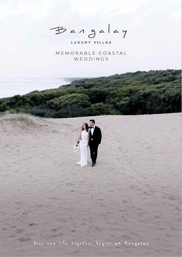 Coastal Wedding Brochure